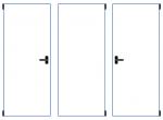 trojkřídlé (2x ventilačka s mikroventilací)