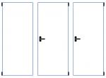 trojkřídlé (1x ventilačka s mikroventilací)